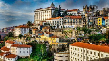 Португальская мозаика, вкл. отдых на океане