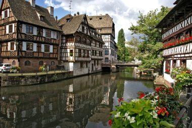 Путешествие в Швейцарию, включая Эльзас