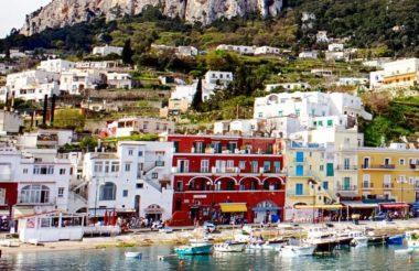 Италия: Бари, Неаполь, Помпеи, Капри