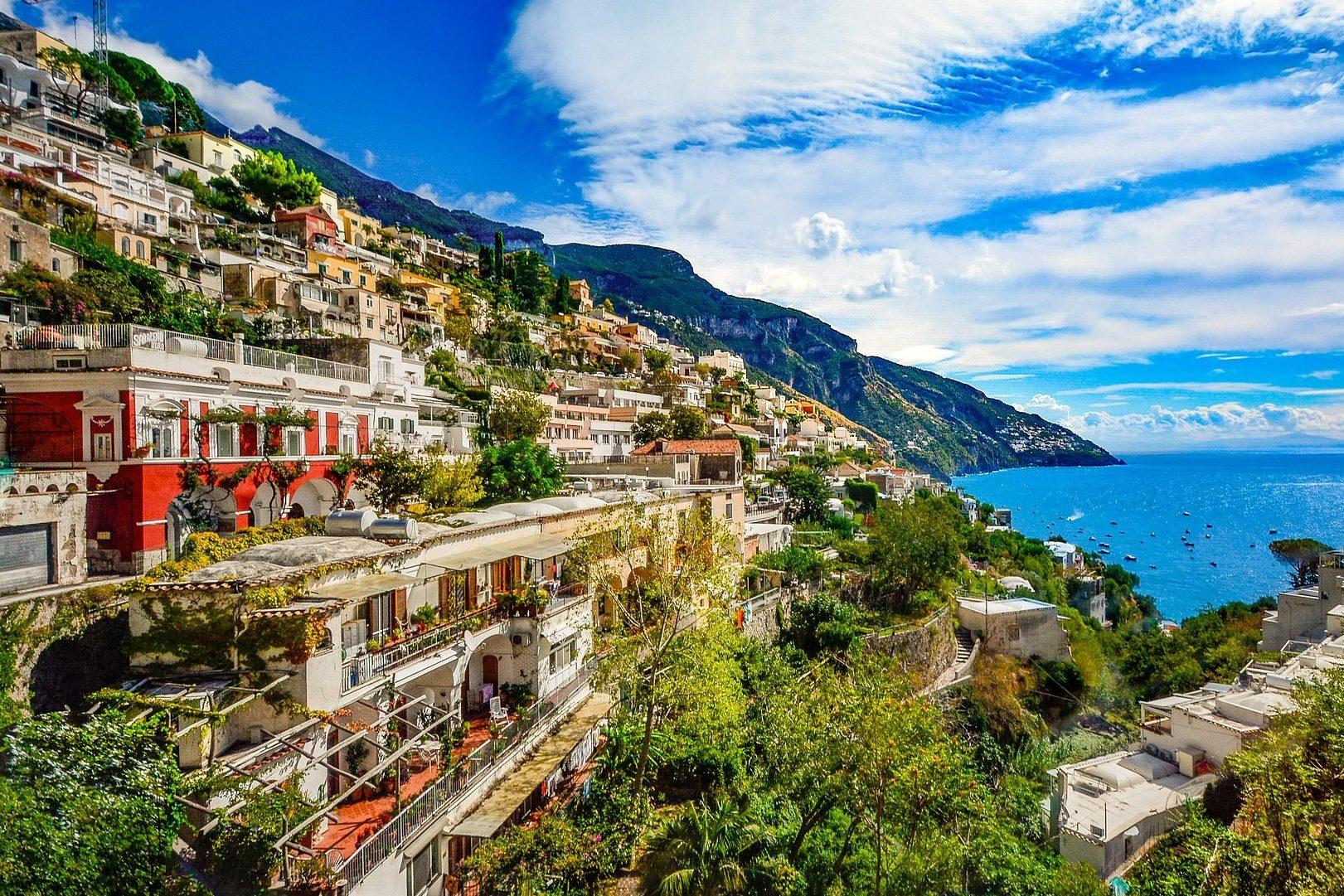 Вернись в Сорренто. Путешествие на юг Италии