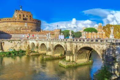 Рим на выходные!