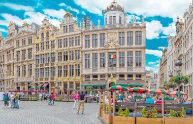 Голландия, Бельгия, Люксембург