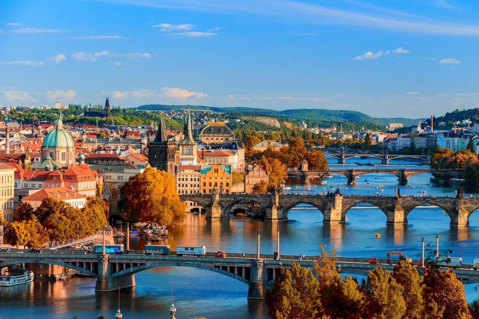 Европейское трио: Прага, Вена, Будапешт